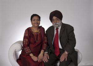 Anup and Saroop Jubbal