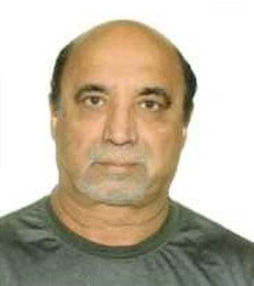 Amarjit Singh Sidhu, B.E (Electrical), Chairman